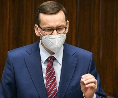 5000 zł jednorazowego dodatku dla personelu niemedycznego - Morawiecki