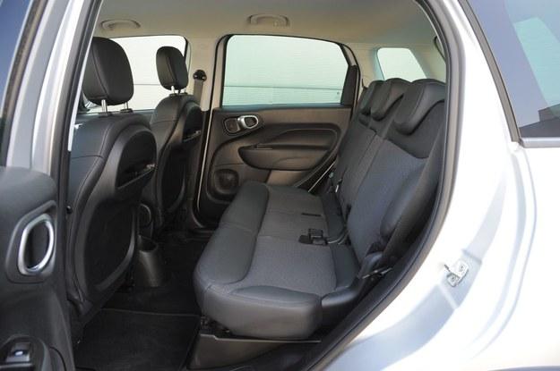 500L fotele /Motor