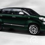 500L Living. Pierwszy od dawna nowy model Fiata