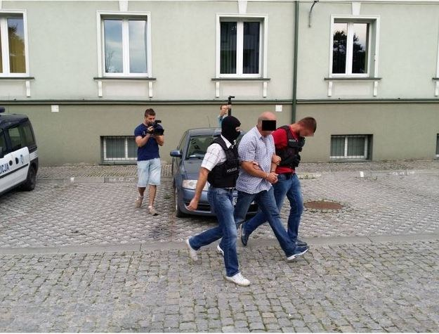 52-latek przyznał się do winy /Policja