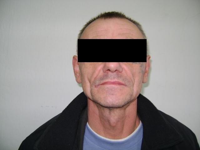 53-letni Krzysztof K. /Policja /