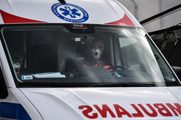 53 osoby zakażone koronawirusem w Dolnośląskim Centrum Chorób Płuc