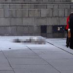 54-latek podpalił się na Placu Defilad. Sprawa trafi do prokuratury