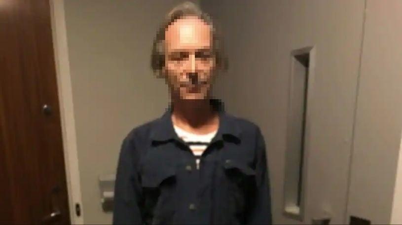 55-letni Mark Lorentzon /Szwedzka policja /