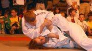 560 judoków walczyło pod ziemią