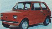 57 000 km Polskim Fiatem 126p