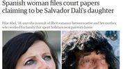 58-latka twierdzi, że jest córką Salvadora Dali