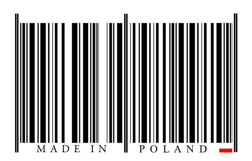 590 na początku kodu oznacza produkty firm, które są zarejestrowane w Polsce. /123RF/PICSEL