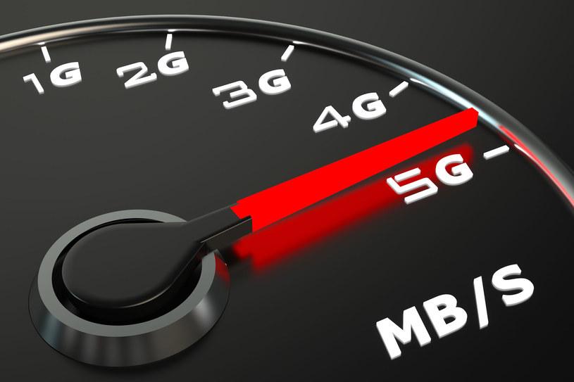 5G powoli staje się standardem /123RF/PICSEL