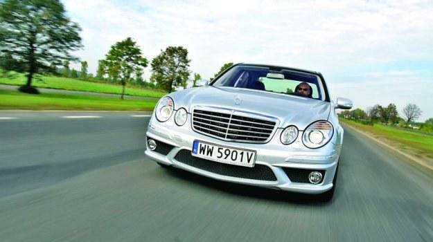 6,2-litrowy silnik AMG o mocy 514 KM stanowi majstersztyk sztuki inżynierskiej. /Motor