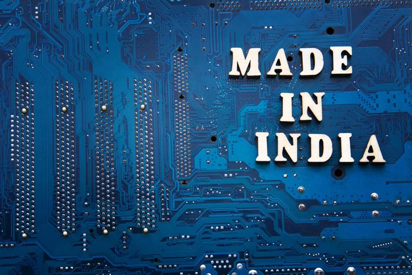 6,3 mld dol. dla zagranicznych producentów elektroniki w Indiach /123RF/PICSEL