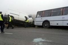 6 dzieci rannych w wypadku na Podkarpaciu