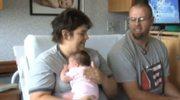 6-kilogramowa dziewczynka urodziła się w Missouri