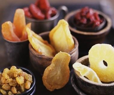 6 korzyści wynikających z jedzenia suszonych owoców