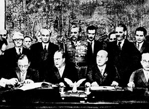 6 lipca 1950 r. Układ pomiędzy Polską i NRD o granicy na Odrze i Nysie Łużyckiej
