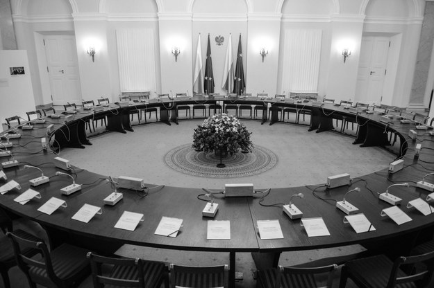 6 lutego mija 25. rocznica rozpoczęcia negocjacji przy Okrągłym Stole. /Jakub Kamiński   /PAP