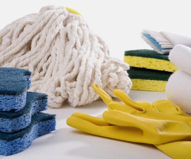 6 naturalnych domowych środków czystości