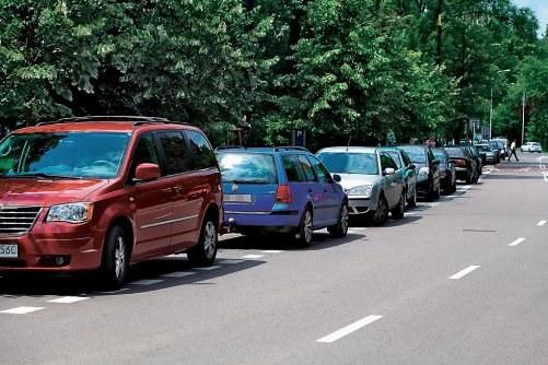 6. Parkowanie pod prąd /Motor