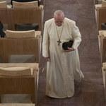 """6. rocznica wyboru papieża Franciszka. """"Straszliwy miniony rok"""""""