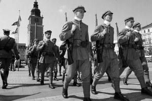 6 sierpnia 1981 r. Wyruszył pierwszy po wojnie Marsz szlakiem 1 Kompanii Kadrowej