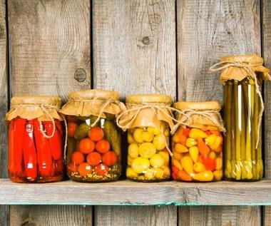 6 sposobów konserwowania żywności