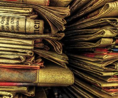 6 sposobów na użycie starych gazet