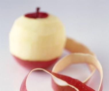6 sposobów na wykorzystanie skórek po jabłku
