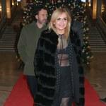 60-letnia Monika Olejnik zaszalała z sukienką! Ale prześwity!