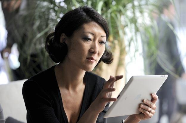 60 milionów dolarów i iPad wrócił do Chin /AFP
