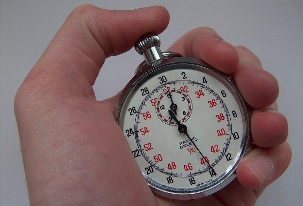 60 sekund to w internecie cała epoka /stock.xchng
