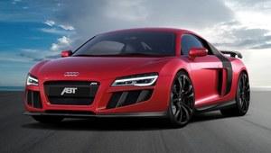 600 KM w Audi R8 V10 od ABT
