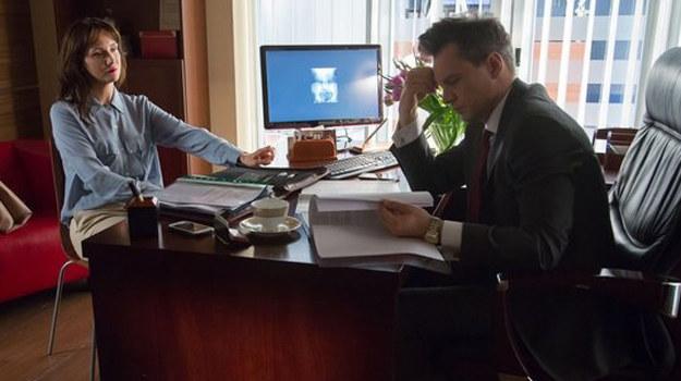 """601. odcinek """"Na dobre i na złe"""": Będzie proces? /www.nadobre.tvp.pl/"""