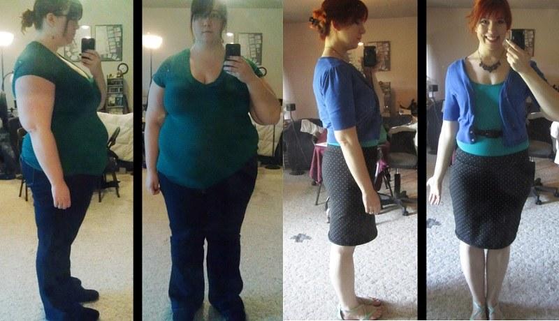 63 kilogramy w 17 miesięcy! /imgur.com