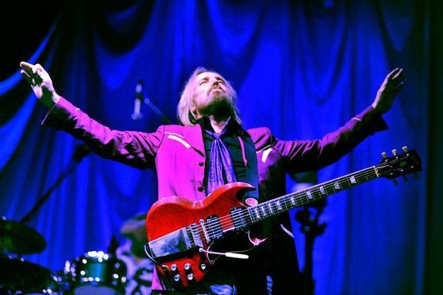 63-letni Tom Petty to postać legendarna na amerykańskiej scenie (fot. Jerod Harris) /Getty Images