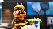 6300 kalorii i 30 cm wysokości - iście zabójczy burger