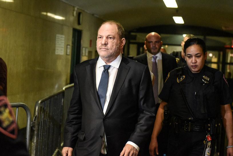 66-letniego Weinsteina obwinia ponad 70 kobiet /STEPHANIE KEITH / GETTY IMAGES NORTH AMERICA /  /AFP