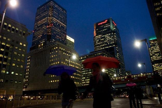 66 proc. pracowników londyńskiego City przyznało, że są opłacani zbyt wysoko, fot. Łukasz Ostalski /Reporter
