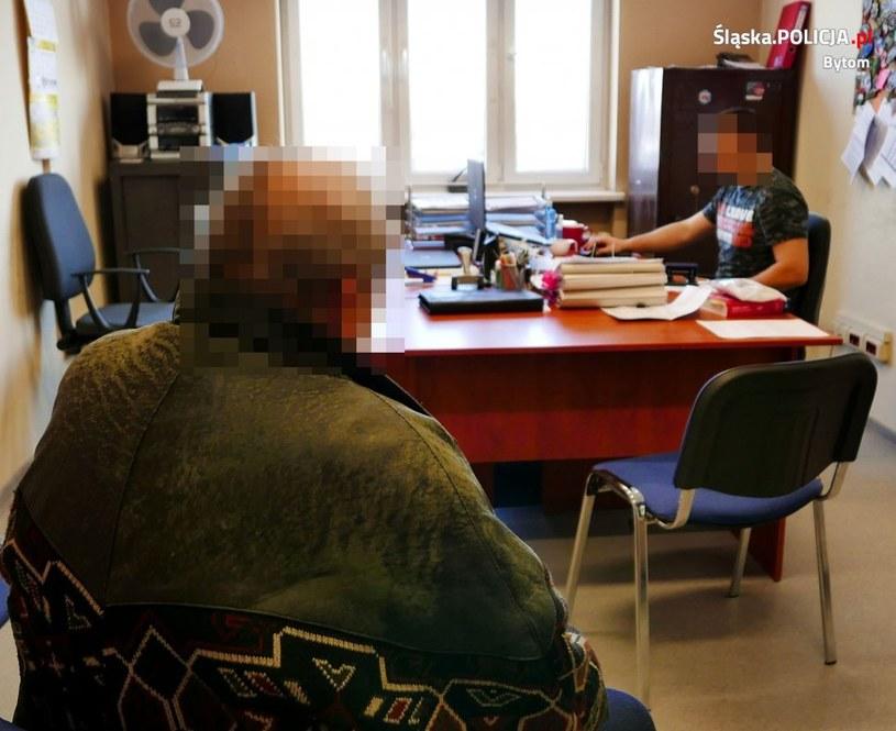 67-latek z Bytomia został aresztowany /Policja