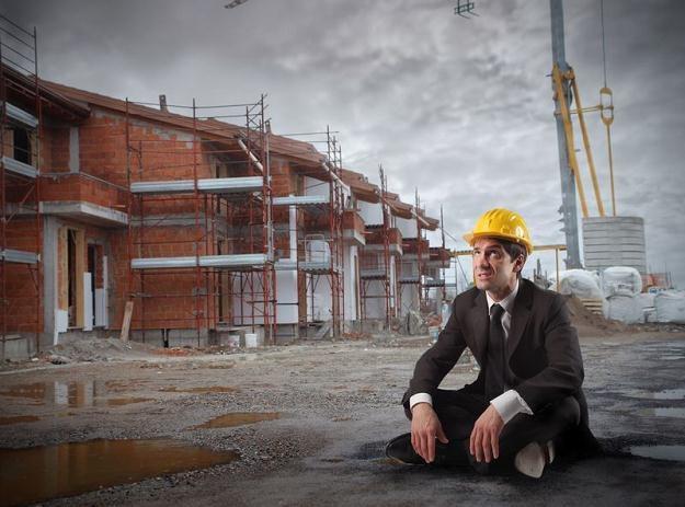 69 procent firm budowlanych spodziewa się spadku produkcji budowlanej /© Panthermedia