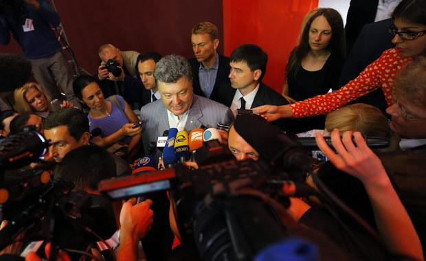 7 czerwca Petro Poroszenko zostanie zaprzysiężony na prezydenta Ukrainy