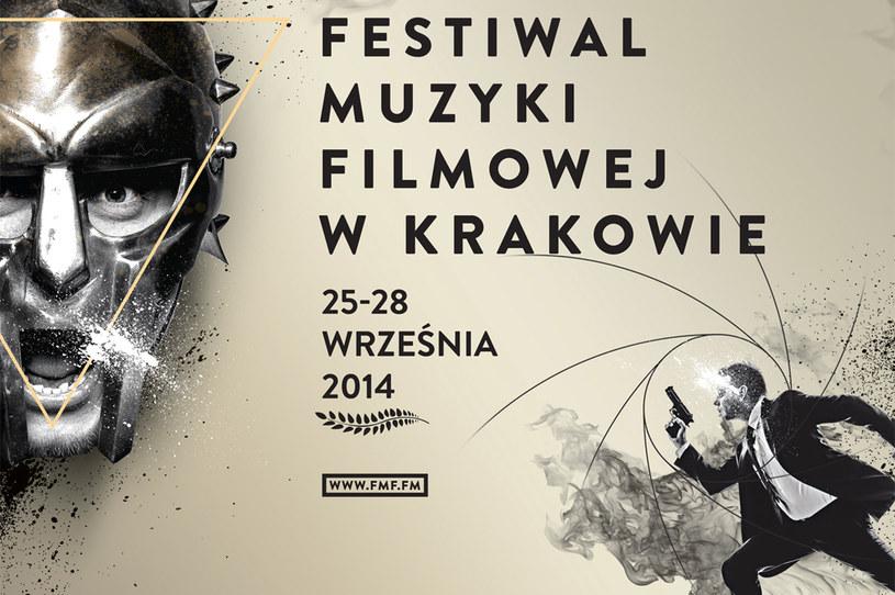7. Festiwal Muzyki Filmowej w Krakowie /materiały prasowe
