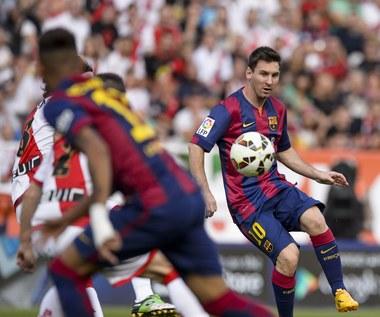 7. kolejka Primera Division: Rayo Vallecano - FC Barcelona 0-2