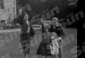 """7-letnia Elżbieta II """"hajluje"""". Pałac oburzony na tabloid"""