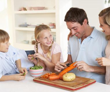 7 sposobów jak przekonać dziecko do zdrowego jedzenia