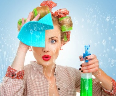 7 sposobów na wykorzystanie alkoholu podczas sprzątania