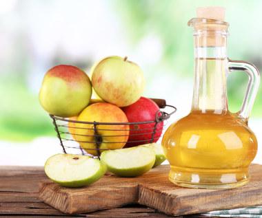 7 zalet octu jabłkowego