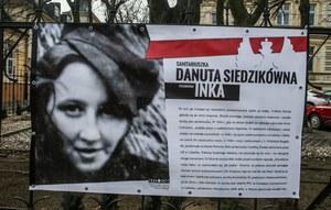 """70 lat temu komunistyczne władze skazały na karę śmierci """"Inkę"""""""