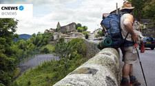 70-letni wędrowiec z Francji odnalazł się cudem. Przez pięć dni pił własny mocz