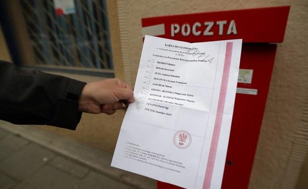 """70 mln złotych """"rekompensaty"""" dla Poczty Polskiej za wybory-widmo"""
