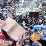 70 tys. Belgów na ulicach Brukseli. Żądali działań na rzecz klimatu